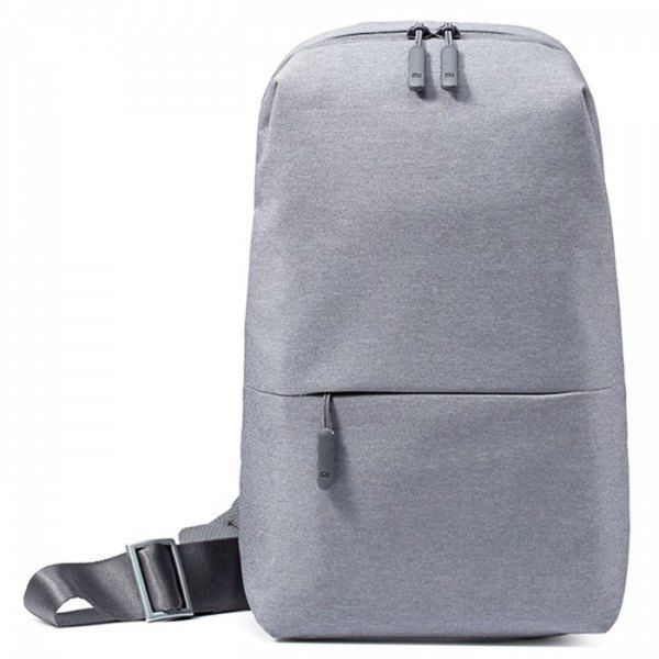 РЮКЗАК Xiaomi Mi City Sling Bag Light (Grey)