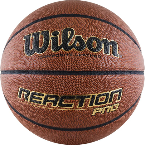 Мяч баскетбол WILSON #6 Reaction PRO