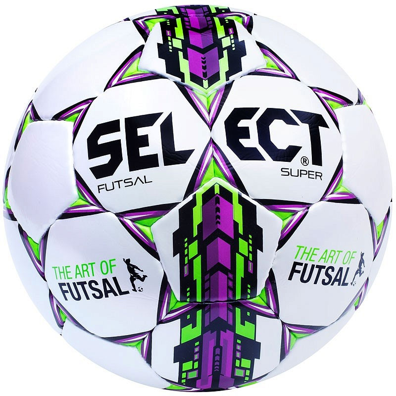 Мяч футзал SELECT #4 Futsal Super FIFA 850308