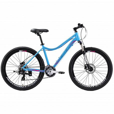 Велосипед Welt Edelweiss 1.0HD 2019 matt light blue, размер: M