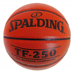 Мяч для баскетбола   SPALDING #7 TF-250 All Surface